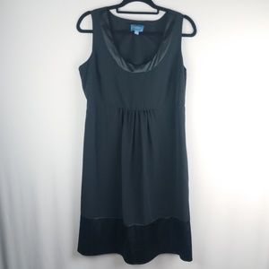 Simply Vera by Vera Wang Black Dress Size 12 NWOT